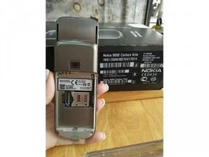 Nokia 8800 carbon fullbox likenew
