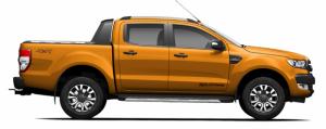 Ford Vinh giúp bạn thể hiện phong cách cùng Ford Ranger.