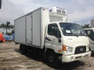 Xe tải hyundai hd72 đông lạnh nhập khẩu...