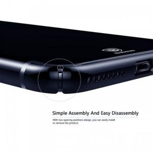 Ốp lưng iphone 7 plus kiểu Jetblack hiệu Baseus chính hãng