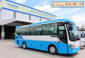 Xe khách THACO 29 - 34 - 39 - 47 chỗ - Chương trình ưu đãi tốt nhất trong năm