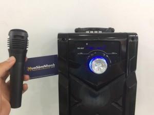 Loa Kéo Bluetooth RX-S57 Âm Thanh Chuẩn Hifi ,Tặng Kèm Micro + Remote - MSN181147