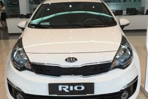 Kia Nghệ An cam kết giá ưu đãi Kia Rio sedan (AT) nhập khẩu nguyên chiếc Hàn Quốc