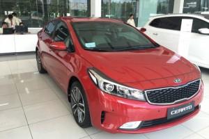 Kia Nghệ An Đại lý chính thức Kia Cerato giá tốt, đủ màu, hỗ trợ trả góp 80% giá trị xe