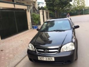 Cần bán xe Lacetti 2009