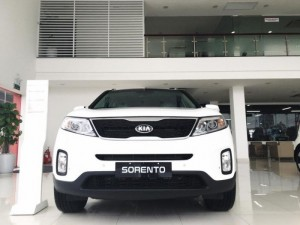 Bán KIA Sorento mới dòng xe chuộng nhất trong phân khúc SUV, giá tốt nhất thị trường.