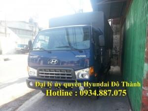 Bán xe tải hyundai hd99 6t5 / 6.5 tan,...