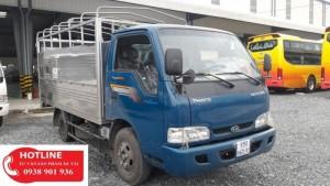 XE TẢI chạy trong thành phố,tải trọng 2,4 tấn, xe tải k3000s,xe tải 2700s.
