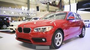 BMW 1 Series 118i 2017 hoàn toàn mới. Bán xe BMW chính hãng tại Huế
