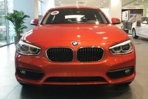 BMW 1 Series 118i 2017 hoàn toàn mới. Chính hãng tại Bình Định