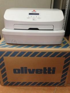 Máy in sổ Olivetti PR2 Plus chính hãng giá tốt