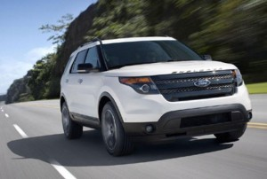 Bán xe Ford Explorer 2.3 Ecoboost
