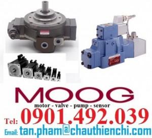 Bộ chia dầu thủy lực Moog | Valve Moog