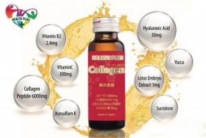 Health Plus Collagen – Chìa khóa vàng cho làn da trẻ đẹp