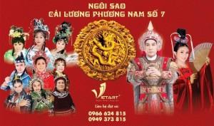 Bán vé Ngôi sao cải lương phương Nam 30/03