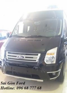 Mua xe Ford Transit Luxury trả góp lãi suất thấp, giao xe nhanh