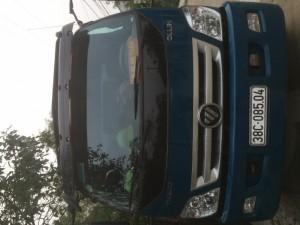 Bán xe tải 8 tấn thùng mui bạt