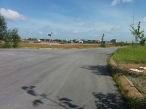Đất nền quốc lộ 22, huyện củ chi, sổ riêng từng nền, 490tr/100m2