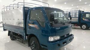 Bán xe tải Kia K165s đời 2016 đã qua sử dụng, chạy 25 ngàn km,xe màu xanh dương