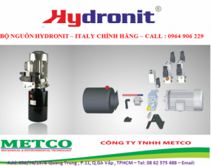 Bộ nguồn Hydronit cho bửng nâng xe tải