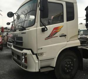 Giá xe tải dongfeng B170 9T35 - dongfeng nhập khẩu thùng 7m5