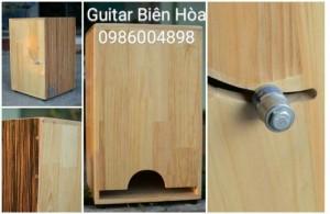 bán đàn guitar ,trống cajon,gõ bo ,lắc tay ...giá rẻ biên hòa