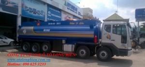 - Xe bồn chở xăng dầu 4 chân 20-22m3 – 2016,...