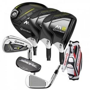 Bộ gậy golf Taylormade M2 2017 model mới