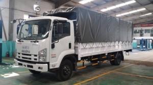 Xe tải Isuzu 8,2 tấn