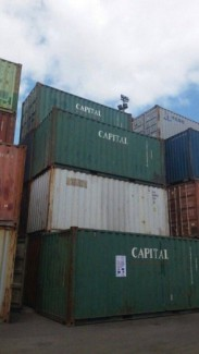 Container 20 CLHU