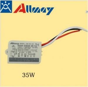 Công tắc cảm biến radar vi sóng và ánh sáng Allmay AM-RS-04