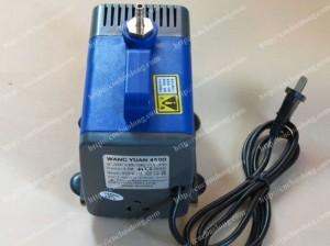 Máy bơm nước làm mát ống phóng động cơ máy cnc và máy lazer
