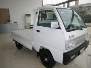 Xe tải nhỏ Suzuki carry truck 645kg tặng 100% phí trước bạ tại An Giang