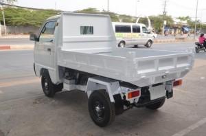 Bán xe Suzuki Carry Truck Ben, tặng 100% thuế trước bạ tại An Giang