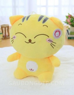 Mèo vàng thần tài