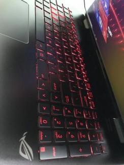 Laptop gaming asus 551 jm