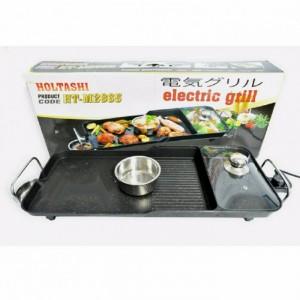 Bếp nướng, lẩu điện không khói 3 trong 1 Holtashi Công Nghệ Nhật Bản HT-M2865 - MSN383190