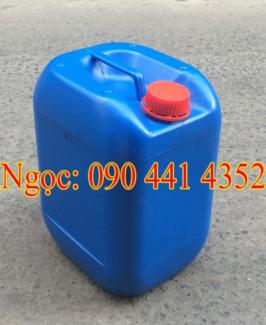 Can nhựa 10 lít Kích thước: 233  x200  x 325 mm  NL : nhựa HDPE mới 100%