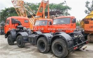 Công ty cần thanh lý 200 xe Kamaz 65111 thùng...