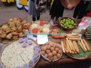 """Trung tâm tổ chức tiệc buffet Lotus """" Nhà thiết kế tổ chức tiệc chuyên nghiệp"""""""