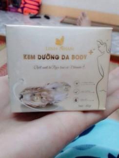 Kem body Linh Nhâm
