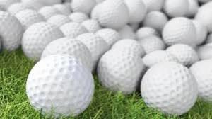 Bóng golf nổi -Bóng golf đánh ra hồ