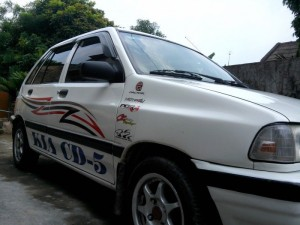 Cần bán xe Kia pride cd5 Ps 2003