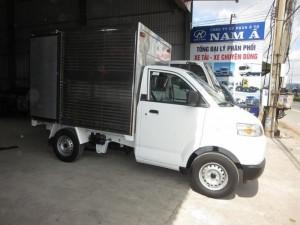 Xe tải nhỏ SUZUKI PRO 750kg Thùng kín- Máy lạnh có sẵn