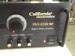 Bán chuyên Ampli california Pro 828R hàng bải...