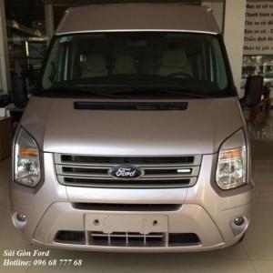 Nhận đặt mua xe Ford Transit 2017, giao xe...