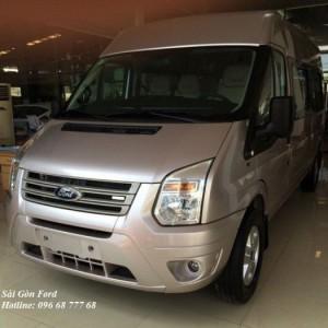 Nhận đặt mua xe Ford Transit 2017, giao xe ngay