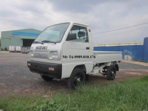 Bán xe tải Suzuki Carry Truck 500kg 312 triệu -giá cạnh tranh nhất, có xe giao ngay