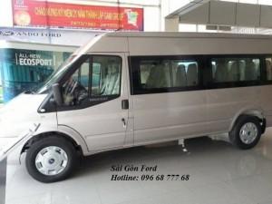 Nhận đặt hàng Ford Transit 2018 toàn miền Nam - Giá tốt nhất hệ thống Ford Việt Nam