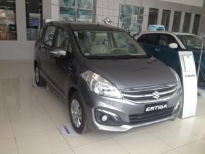 Bán Suzuki Ertiga 2017- 7 chỗ ngồi, Nhập khẩu Indonesia - chỉ cần 130tr giao xe ngay